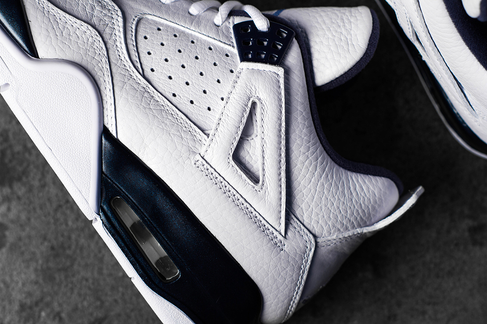 Air Jordan 4 Columbia Retro 2015 joli cliche (6)
