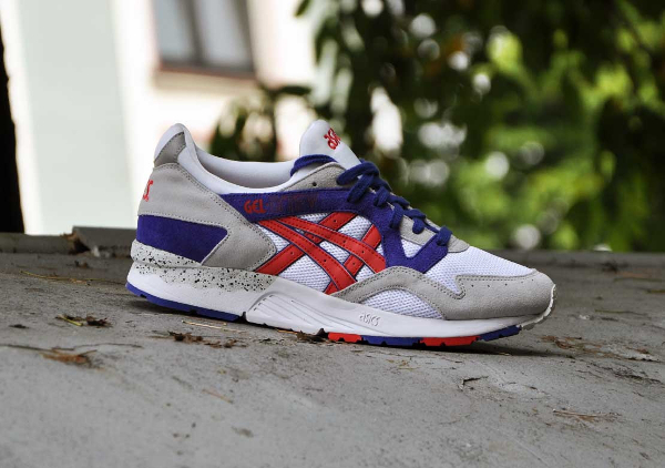 Asics Gel Lyte 5 Fiery Red