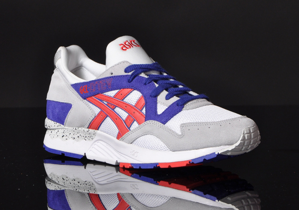 Asics Gel Lyte 5 Fiery Red  (4)