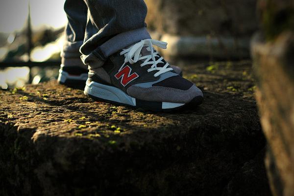New Balance 998 GGO - Lutz Brep