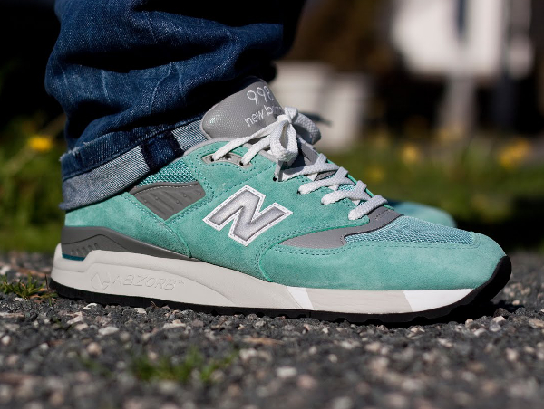 New Balance 998 Pastelle - Shoetown50