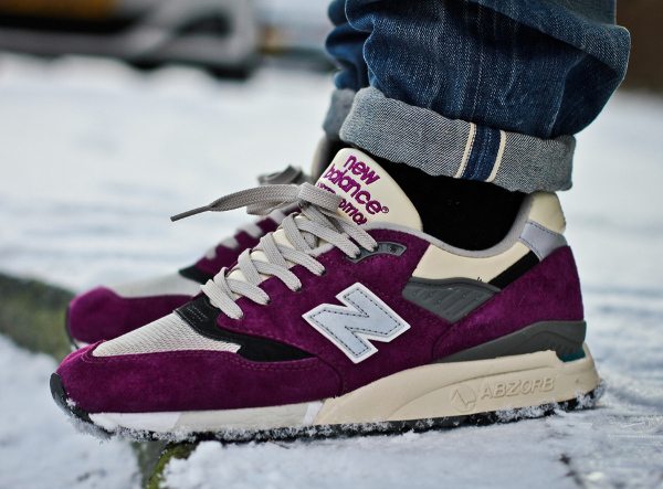 New Balance 998 x Green Label Relaxing -Mikeepolo