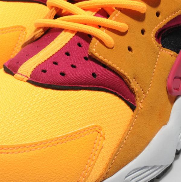 Nike Air Huarache Laser Orange-7