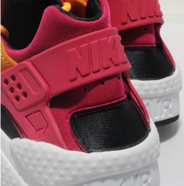 Nike Air Huarache Laser Orange-8