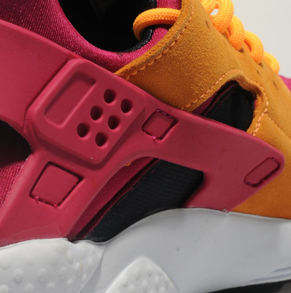 Nike Air Huarache Laser Orange-9