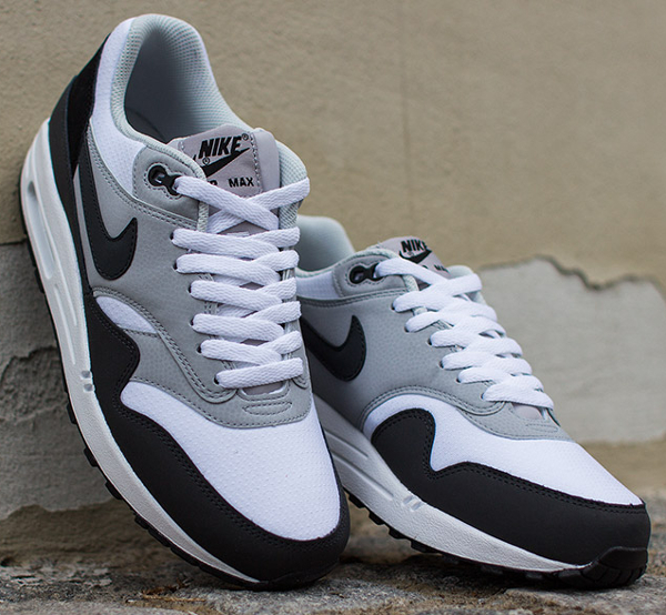 Nike Air Max 1 Essential White Anthracite-2