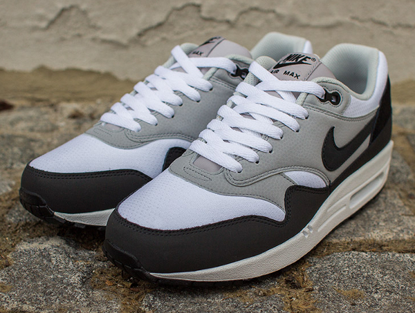 Nike Air Max 1 Essential White Anthracite-3