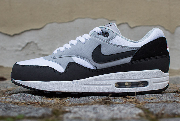 Nike Air Max 1 Essential White Anthracite-4