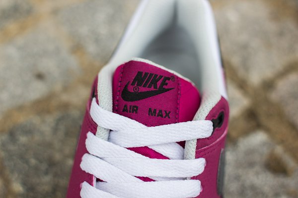 Nike Air Max 1 Essential White Grey Magenta-1