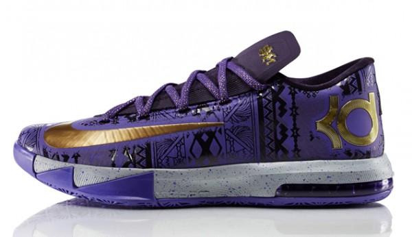 Nike KD 6 BHM