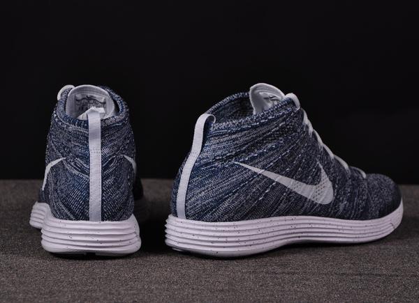 Nike Lunar Flyknit Chukka Squadron Blue (1)