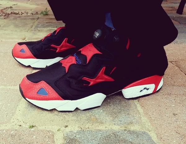 Reebok Insta Pump Fury x Mita Sneakers - Freshies4days