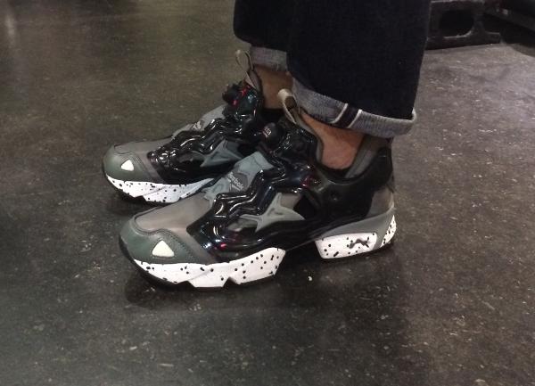 Reebok Insta Pump Fury x Mita Sneakers x Andsuns