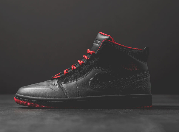 Air Jordan 1 Retro 94 Anthracite/Black/Red
