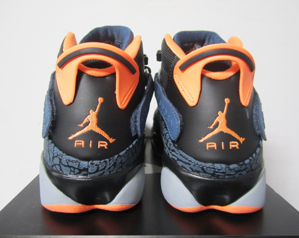 Air Jordan 6 Rings Atomic Orange