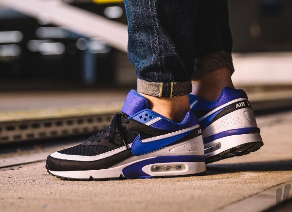 chaussure Nike Air Max Classic BW OG Black Persian Violet 2016 pas cher (1)