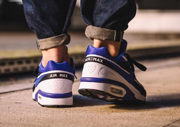chaussure Nike Air Max Classic BW OG Black Persian Violet 2016 pas cher (2)