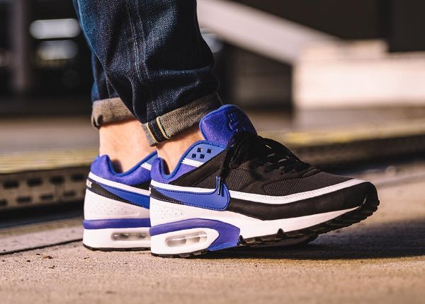 chaussure Nike Air Max Classic BW OG Black Persian Violet 2016 pas cher (3)