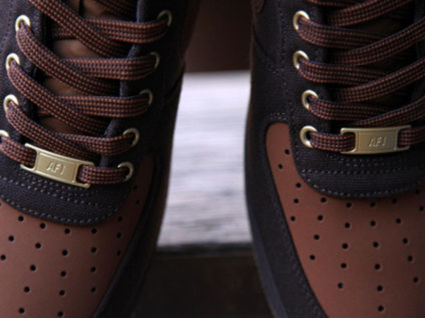 Nike Air Force 1 Low Baroque Brown/Light British Tan