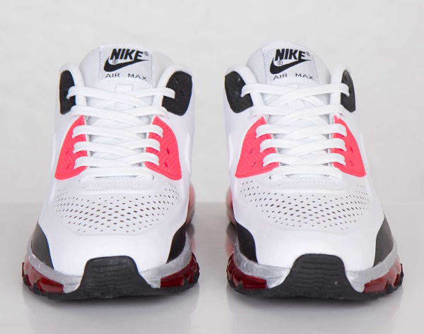 Nike Air Max 90 2014 Leather Infrared