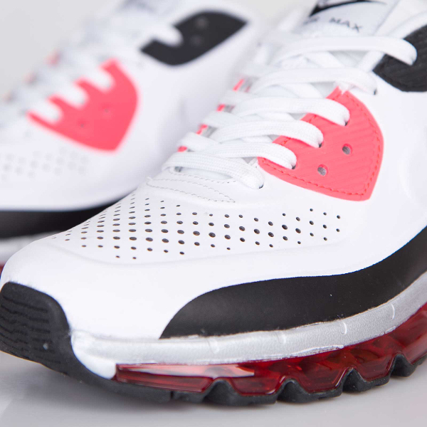 huge selection of 99b98 7117a ... usa nike air max 90 2014 leather infrared 5 b4efa 59f7e