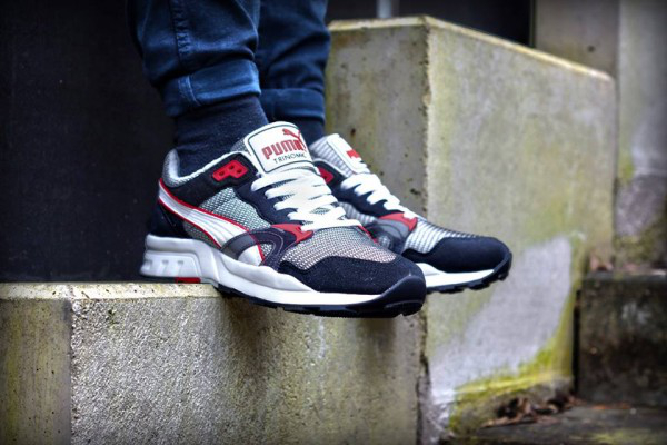 puma trinomic xt1 plus noir