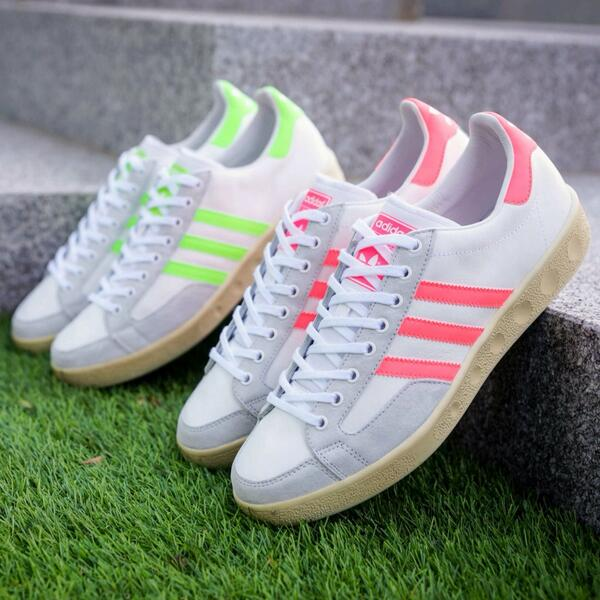 Adidas Nastase Neon