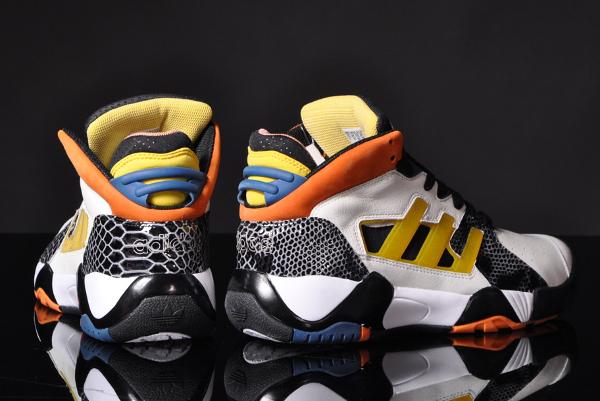Adidas Streetball Chalk Tribe Yellow Black (1)