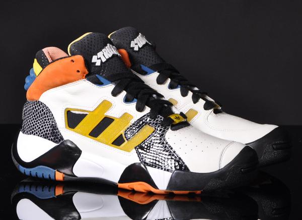 Adidas Streetball Chalk Tribe Yellow Black (4)