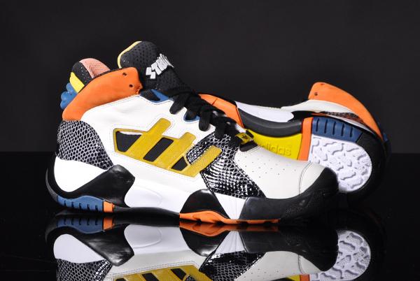 Adidas Streetball Chalk Tribe Yellow Black (5)
