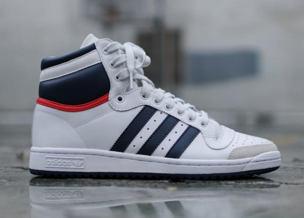 Adidas Top Ten Hi OG White Navy 2014 (2)