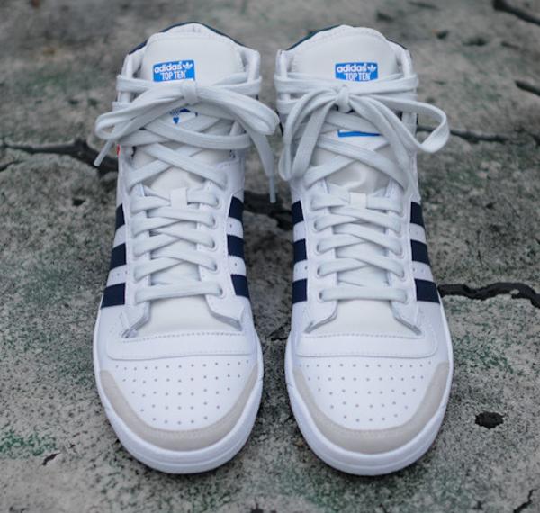 Adidas Top Ten Hi OG White Navy 2014 (5)