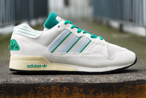 Adidas ZX710 OG White Vapour Fresh Green (2)