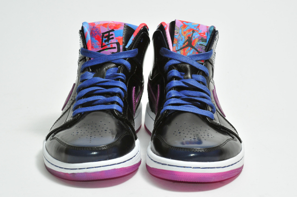 Air Jordan 1 Mid Nouveau Year Of The Horse-6