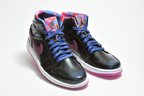 Air Jordan 1 Mid Nouveau Year Of The Horse-8