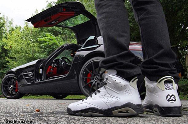 Air Jordan 6 Motor Sport - Gatesmarke