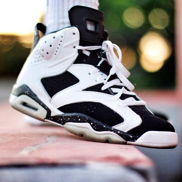 Air Jordan 6 Oreo - Dre_kicks