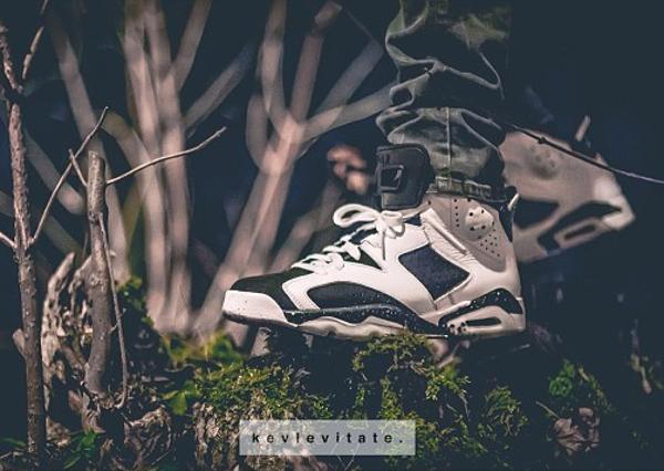 Air Jordan 6 Oreo - Kevkicks_