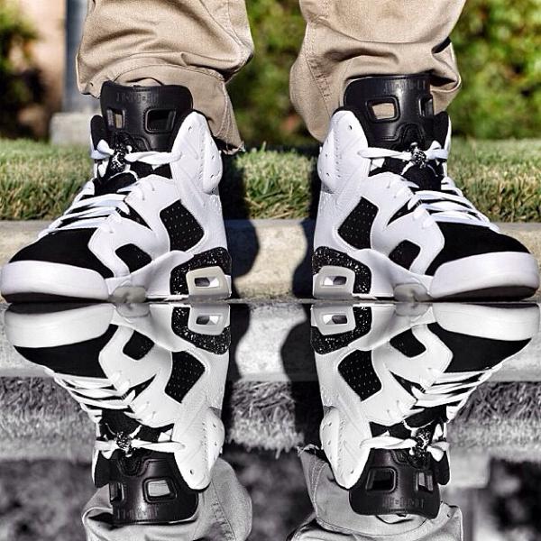 Air Jordan 6 Oreo - Royjones