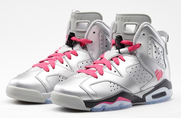 Air Jordan 6 Saint Valentin