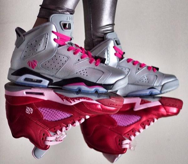 Air Jordan 6 Valentine - Ivoniceeeee