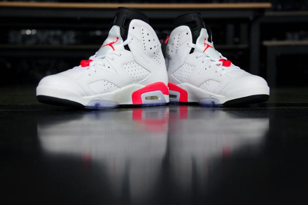 Air Jordan 6 White Infrared Retro 2014 (11)
