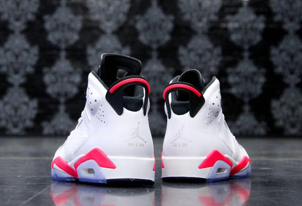 Air Jordan 6 White Infrared Retro 2014 (7)
