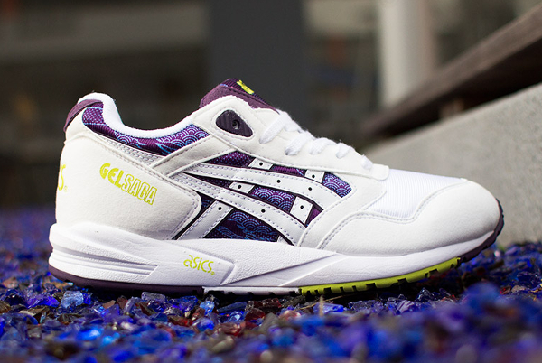 Asics Gel Saga White Purple Koinobori (3)
