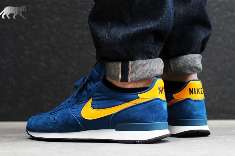 Chaussure Nike Internationalist OG Court Blue Yellow 2017 (1)