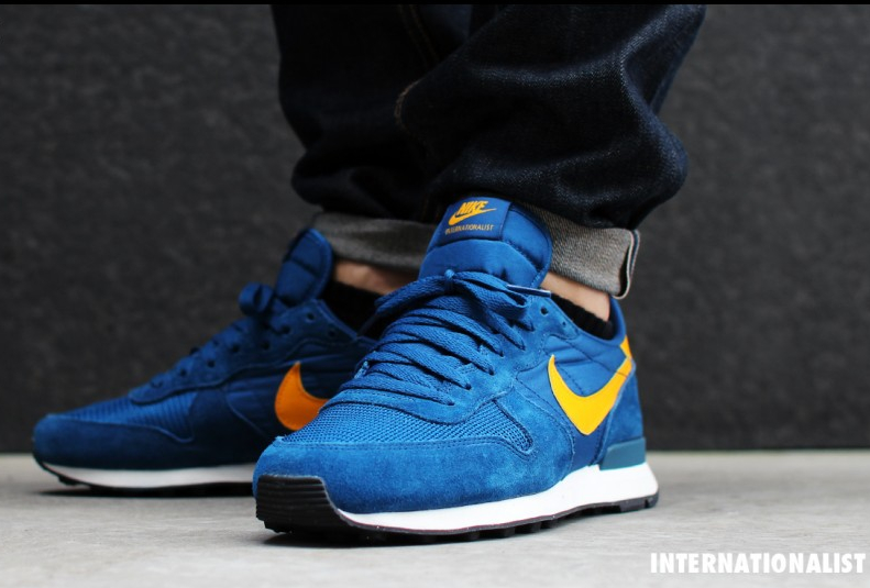 Chaussure Nike Internationalist OG Court Blue Yellow 2017 (2)