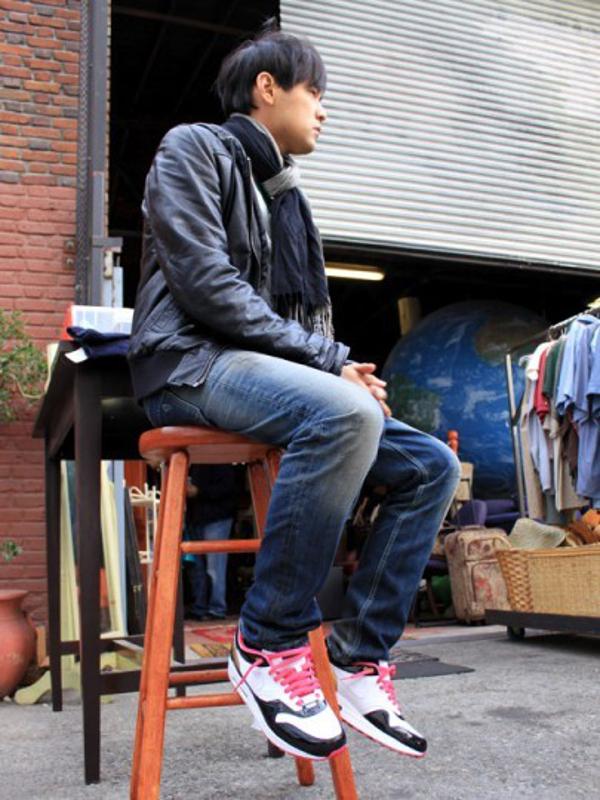 Jay Chou - Nike Air Max 1