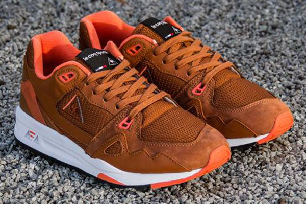Le Coq Sportif LCS R1000 Leather Brown (6)