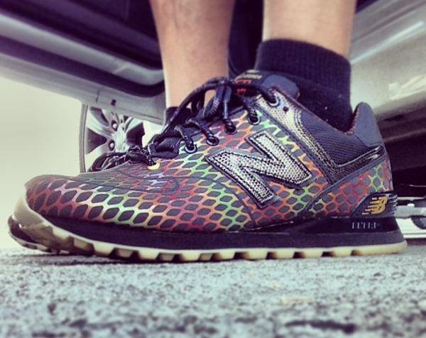 New Balance 574 Year Of The Snake - Ho_dao