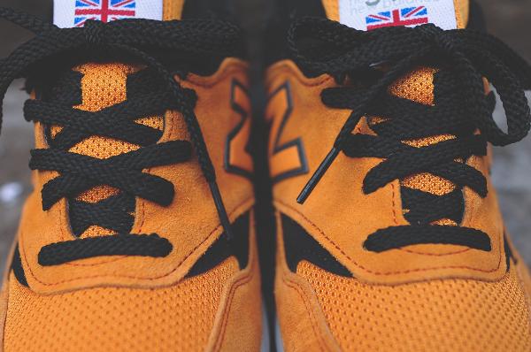 New Balance 577 Made In Uk Black Orange (4)